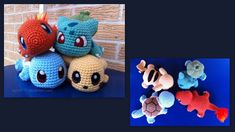 My babies are finally done!!!!!!!!! Now I can move on with my life I couldn't wait to share group photos even though Pikachu's selfies aren't up yet. I still haven't figured out t...