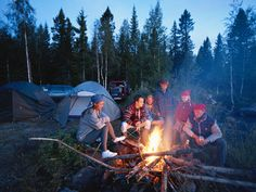 Top 10 Camping Etiquette Tips