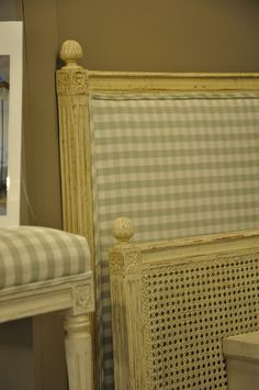 headboard, fabric and style