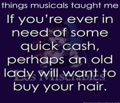 things musicals taught me les miserables | les mis hair les miserables anne hathaway solutions