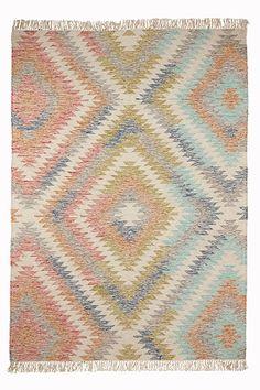 Ellos Home Santa Clara wool rug 170x240 cm