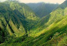 My home; Waihe'e Valley, Maui, Hawaii.  #Maui #WaiSide #Home