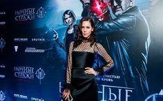 壁紙をダウンロードする プレミア, サビナakhmedova, 女優, モスクワ, 夜のガード, 2016年