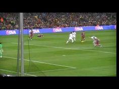 FC Barcelona 5-0 Real Madrid (29/11/2010) '55 Goal from David Villa