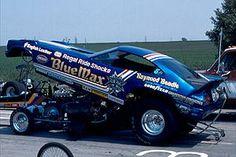 Raymond Beadle's Blue Max Aug 77