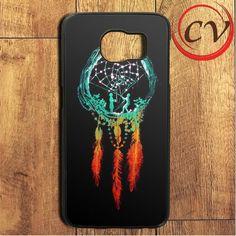 Dreamcatcher Blackground Samsung Galaxy S7 Edge Case