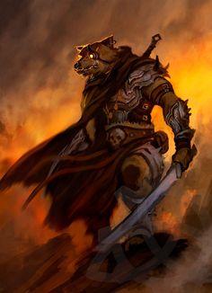 Nature S Call Fury Warrior