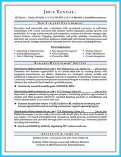 nice Marvelous Things to Write Best Business Development Manager Resume,