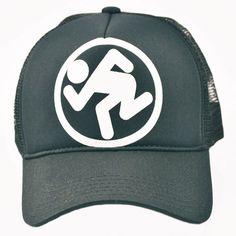 Boné - Trucker - DRI - Logo (Preto) 900110e919e5e