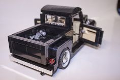 LEGO FORD F-150 (50s) - 1:18 - custom car #3 | Flickr - Photo Sharing!