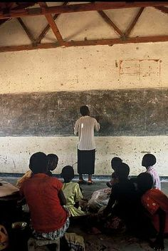 Lessons in a rural school | Flickr - Photo Sharing!