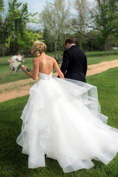 Hayley Paige Londyn Wedding Gown
