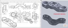 Solidworks Tutorial, Drawing Practice, Video Link, Excercise, Autocad, Modeling, Channel, Tutorials, Drawings