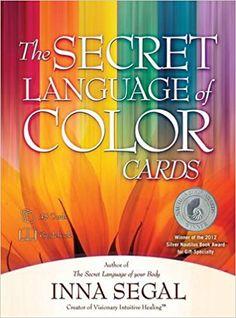 The Secret Language of Color Cards: Inna Segal: 9781582703268: Amazon.com: Books