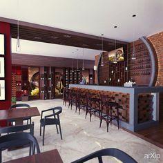 Design by Vitta-group INKERMAN: интерьер, минимализм, ресторан, кафе, бар, 80 - 100 м2, выставочный стенд #interiordesign #minimalism #restaurant #cafeandbar #80_100m2 #exhibitionstand arXip.com