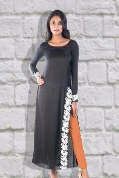 Pakistani Dresses, Indian Dresses, Indian Outfits, Kurta Designs, Blouse Designs, Stylish Dresses, Fashion Dresses, Salwar Pattern, Desi Clothes