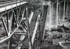 Το σαμποταζ της γέφυρας του Γοργοποτάμου #outdoorsgr