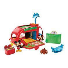 Fisher-Price CJD98 Camper van Mickey? Bestel nu bij wehkamp.nl