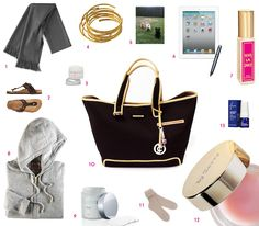 How to pack like a true jet setter!