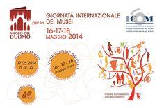 16-17 e 18 maggio 2014 vieni a visitare il Museo del #DuomodiMilano!http://bit.ly/ICOM2014MilanCathedralMuseum