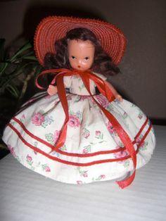 Nancy Ann Storybook Doll ~ #57 Southern Belle