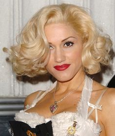 Gwen Stefani's Hair Transformations