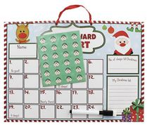 Christmas reward chart Little Cherubs, Marker Pen, Cleaning Wipes, Markers, Chart, Happy, Christmas, Xmas, Sharpies