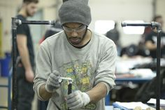 Plumbing Technician, learn more at http://mohawkcollege.ca/576
