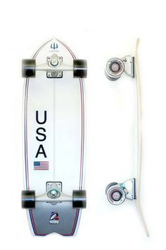 "30"" Booster Complete - Carver Skateboard used by USA Surf Team"