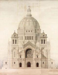 Cathédrale Louis-Marie-Theodore Dauphin via
