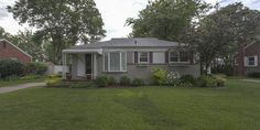 Charming 3 bed 1 bath move in ready home in Livonia! Living area features lots of windows for natural light, and newer carpet. Kitchen is located off of living room, which has lots of cabinet for storage and appliances included! 3 bedrooms and updated full bath are located down a hallway. Finished basement also has separate laundry room. Exterior features gorgeous landscaping, patio to enjoy dinner on, mature tress for shade, and nice sized fenced in yard with a great area for a garden!
