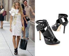 Found: Carrie Bradshaw's Fierce Dior Shoes!