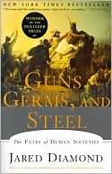 very academic, but very interesting.  Answers the reasons why EUROPEAN societies advanced to steel, weapons and immunity to disease BEFORE native americans and how that led them to take over the world (rather than vice versa)