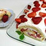 Rezept: Erdbeer- Biskuit-Rolle Zusammenfassung: Mit dieser leckeren Erdbeerbiskuitrolle könnt ihr Eure Mütter zum Muttertag überraschen Bald ist wieder Muttertag und natürlich haben wir auch hier einen leckeren Tipp für Euch. Zutaten: Für den Biskuit: 4 Eier (Raumtemperatur) 70g Mehl 100g … Weiterlesen →