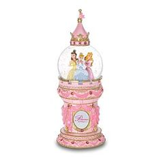 Disney Princess Tower Snowglobe