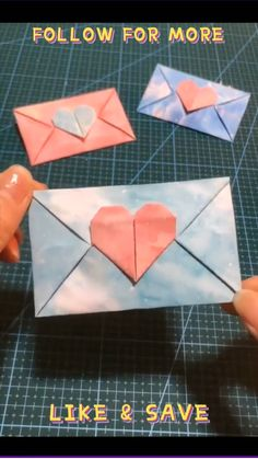 Cool Paper Crafts, Paper Crafts Origami, Diy Crafts Hacks, Diy Crafts For Gifts, Origami Art, Diy Arts And Crafts, Diy Craft Projects, Creative Crafts, Fun Crafts