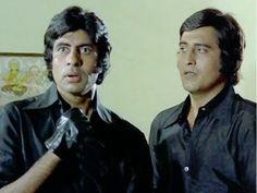 Amitabh Bachchan wishes Vinod Khanna on his birthday - http://nasiknews.in/amitabh-bachchan-wishes-vinod-khanna-on-his-birthday/