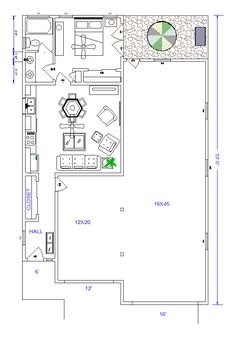 You 39 ll love this rv port home design it 39 s simply for Rv garage plans with living quarters