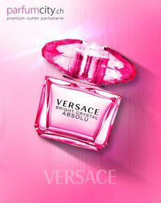 Versace Bright Crystal Absolu  Verführerisch, intensiv und bezaubernd ist das  Parfum Versace Bright Crystal Absolu aus dem Jahr 2013.