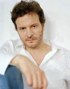 Colin Firth, male actor, hand, beard, Mr. Darcy, steaming hot, powerful face, intense eyes, portrait, photo