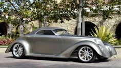 Here is an example of a showcar, Impression by Chip Foose, every part of the car…