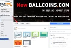 Win 8-10% Off Coupons To Buy Madden Mobile Coins, Madden NFL Coins, FIFA Coins, NBA Mobile Coins On Ballcoins.com!