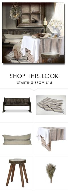 """""""Unbenannt #923"""" by tina2014 ❤ liked on Polyvore featuring interior, interiors, interior design, home, home decor, interior decorating, Magnussen Home, Flamant, Pom Pom at Home and Lene Bjerre"""