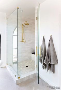 Bathroom Renos, Basement Bathroom, Bathroom Interior, Small Bathroom, Master Bathroom, Bathroom Ideas, Bright Bathrooms, Tile Bathrooms, Bathroom Vanities
