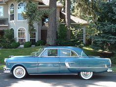 1954 Packard Patrician 4-Door Sedan..Re-pin brought to you by agents of #Carinsurance at #Houseofinsurance in Eugene, Oregon