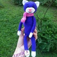 Annie's toys| Вязаные игрушки СПб