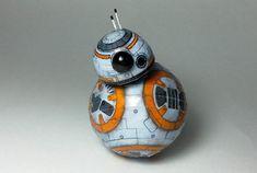 Star Wars - BB-8 Astromech Droid Ver.4 Free Papercraft Download