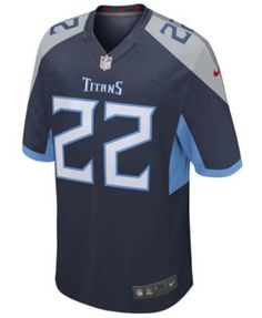 Nike Derrick Henry Tennessee Titans Game Jersey ee56c7e9c