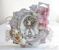 Cards by Camilla: DT Maja Design ~ Sweetness ♥