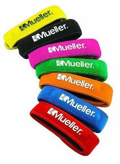 Mueller Jumper's Knee Strap - Black One Size (Pack of 3) by Mueller. $15.93. Mueller Jumper's Knee Strap is designed to improve patellar tracking and elevation by applying mild pressure on the tendon below the kneecap. The tubular insert provides uniform pressure and helps provide pain relief from Chondromalacia (irritated kneecap), Patellar Tendonitis and Osgood-Schlatter's Disease.. Save 41%!